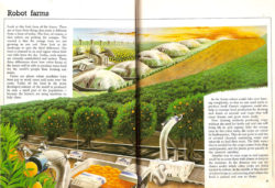 1982 robot farms full paleo-future