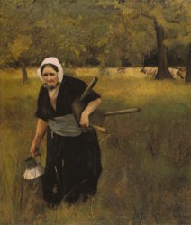 Mansel_Lewis_-_The_Dairy_Maid_1879