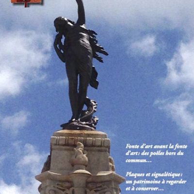 La Mougeotte : newsletter (infolettre) du Réseau international de la fonte d'art RIFA - Accéder aux archives (accès libre)